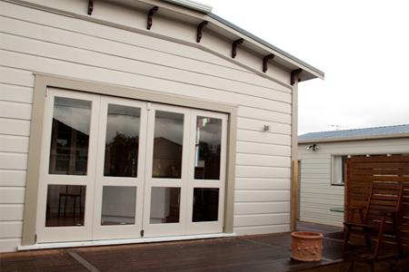 Timber doors wellington timber wood window frames lower hutt for Exterior french door manufacturers
